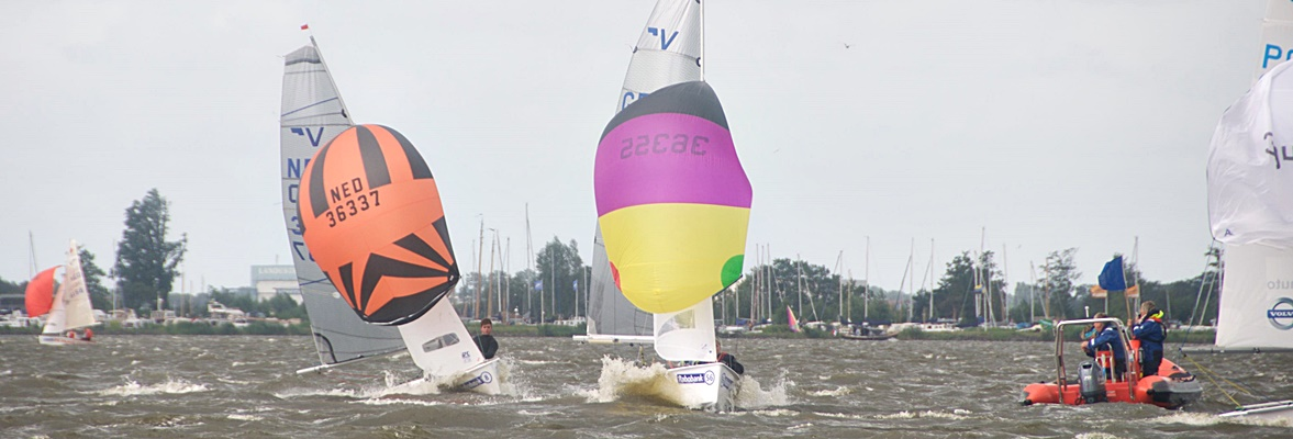2015 Sneek Vaurien Worlds 23